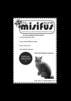 Boletín No. 21 (Enero 2013)